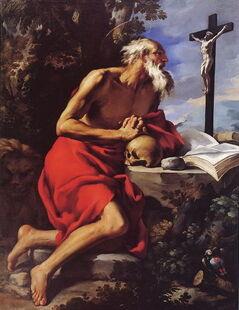 Scrisoarea sfântului Ieronim către Eustochia: Despre feciorie
