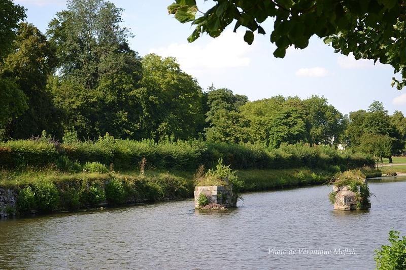 Château de Rambouillet : Les jardins ; Yvelines, Région Île-de-France