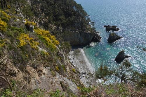 Finistère - de la Pointe de Morgat à la Pointe St Hernot