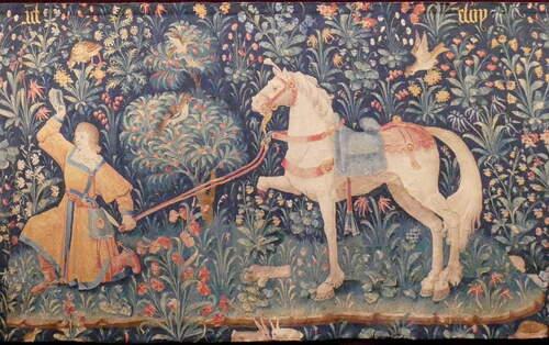 14 - La dame à la licorne et autres tapisseries
