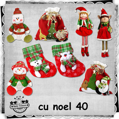 Nouveau cu Noel
