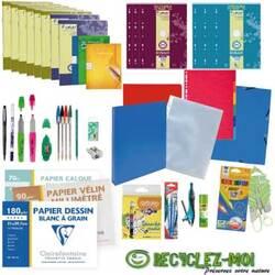 Acheter les fournitures scolaires en packs !