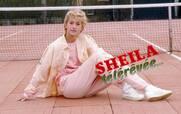 Janvier 1987 : Sheila, Courts cheveux à Courchevel !