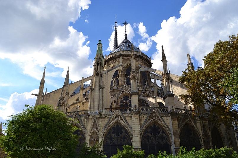 La photo du weekend : Notre-Dame de Paris