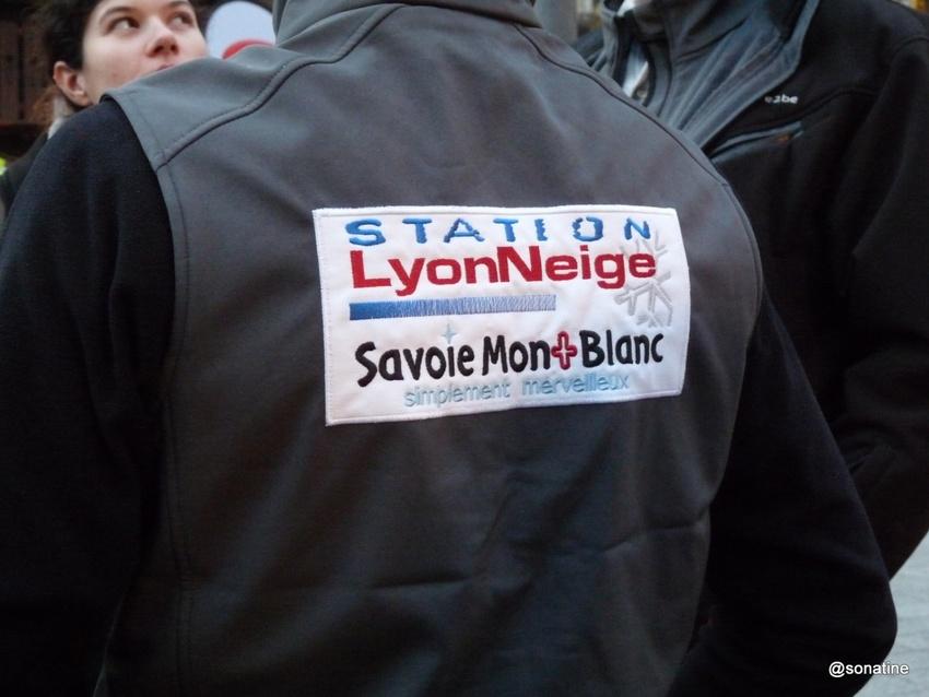 LYON / PLACE DE LA RÉPUBLIQUE AU FIL DES MOIS