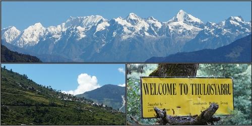 Népal : A travers le Langtang et l'Hélambu (2011)