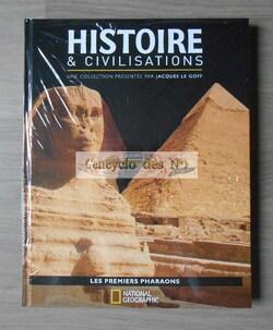 N° 1 Histoire & Civilisations - Lancement