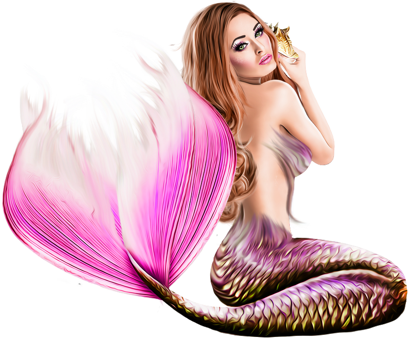 Tubes Femmes Sirènes