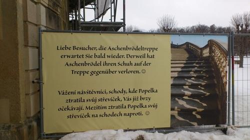 Dresden, 2. Tag und Schloss Moritzburg