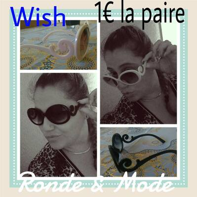 WISH application facebook