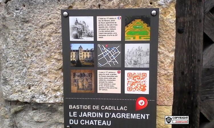 Le château des ducs d'Epernon (coté Jardin)