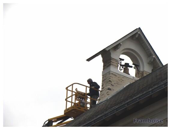 Chapelle Notre Dame de Gourmalon Pornic - La Cloche