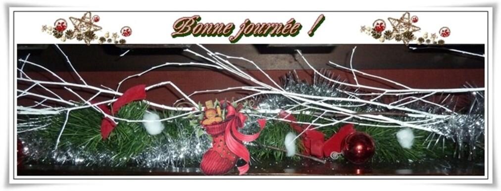 Coquilles de Noël ...