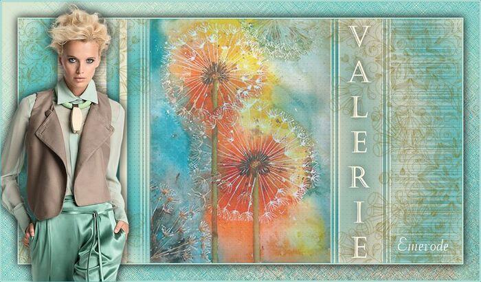 Vos versions - Valérie