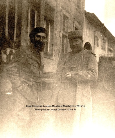 12* Octobre et Nov 1915 - Vého Bois Zeppelin. Fin du carnet n°2