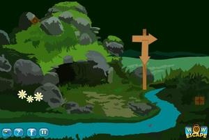 Jouer à Timberland escape