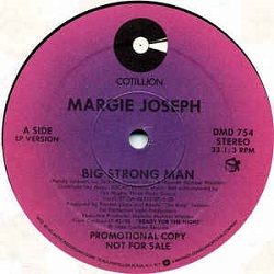 Margie Joseph - Big Strong Man