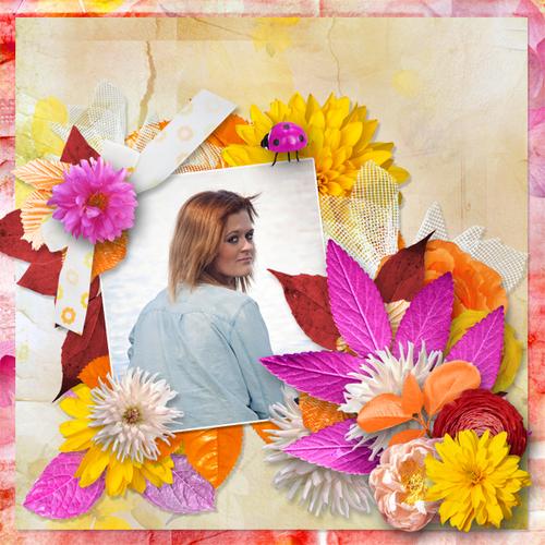 Flowers bring smiles