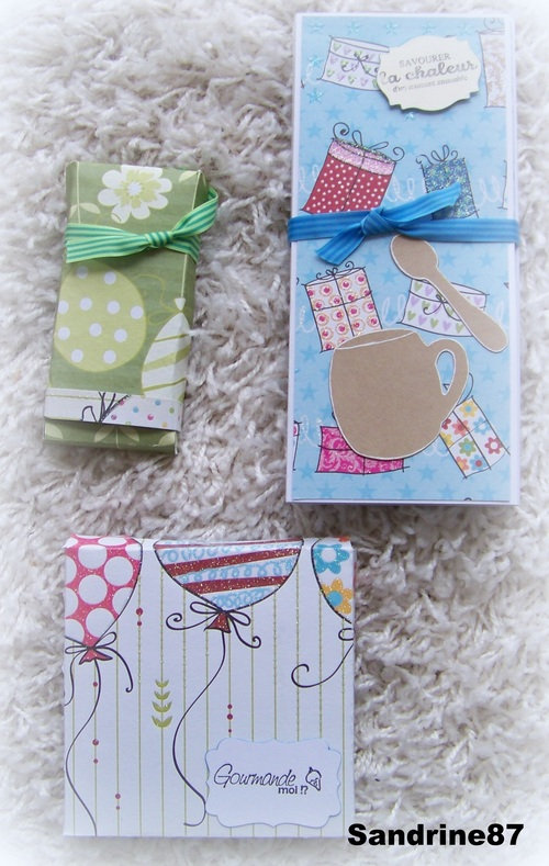 échange chocolat et échange fleurit