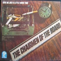 The Chairmen Of The Board - Same - Complete LP
