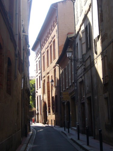 Ambiance Toulousaine Ruelle