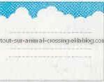 [AC DS] Liste des papiers a lettre