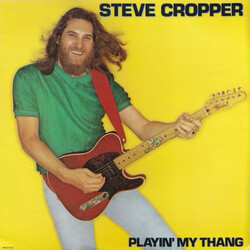 Steve Cropper - Playin' My Thang - Complete LP