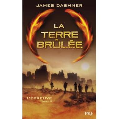 """J'ai lu : la trilogie """"L'épreuve"""" de James Dashner"""