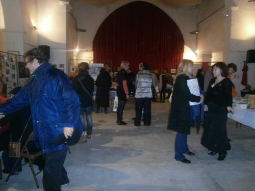 le salon du livre 2013 à Volonne