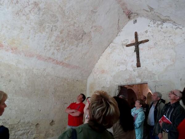 A Chassignelles avec la Société Archéologique et Historique du Châtillonnais