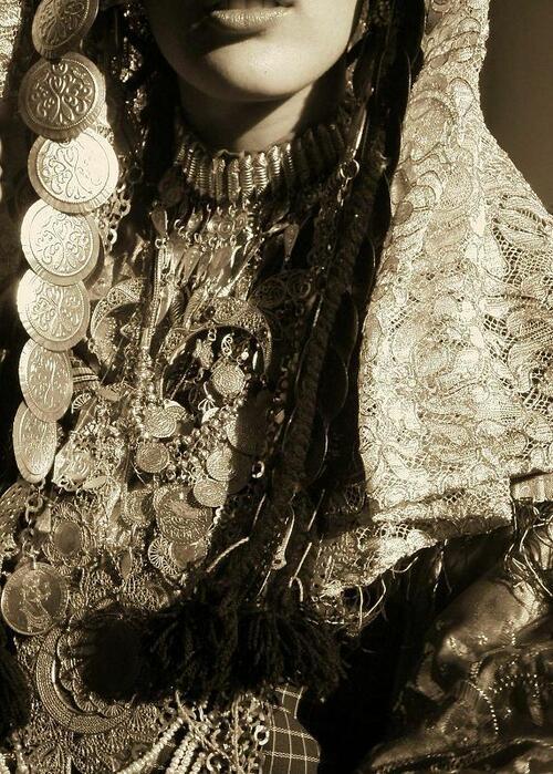 27- bijou berbère