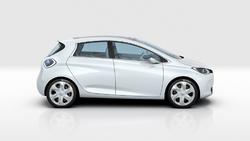 Nouveauté étrangère: Renault Zoé