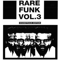 V.A. - Rare Funk Vol.3 - Complete CD