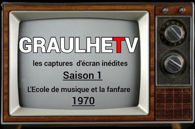 - TV : L'Ecole de musique et la fanfare !