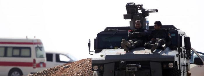Egypte : au moins 35 policiers tués dans une embuscade islamiste