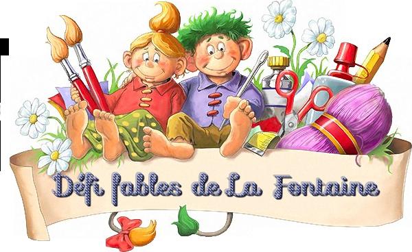Défi fables de La Fontaine