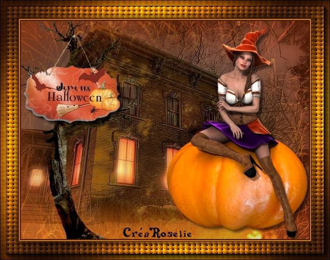 C'est Halloween !