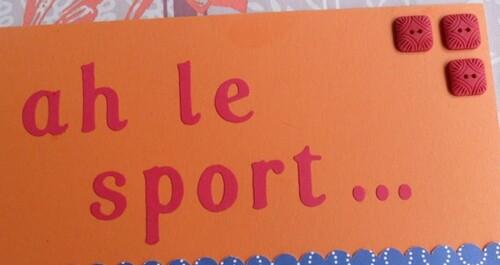 """*** Album A4 - B.O.M. : """"Le sport et moi"""" ***"""