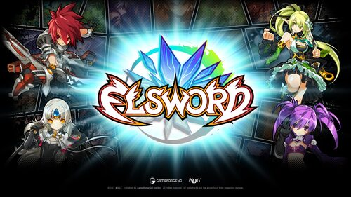 Elsword b-a anime : Play with fire !