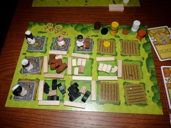 12 - Agricola 1 (tour 6)