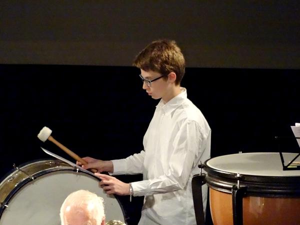 Le concert 2014 de la Lyre Châtillonnaise a eu un très grand succès !