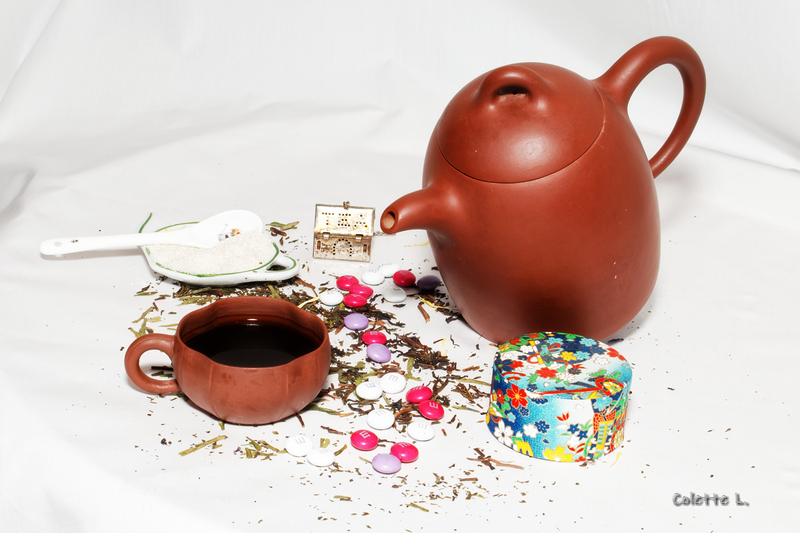 Vous prendrez bien une tasse de thé