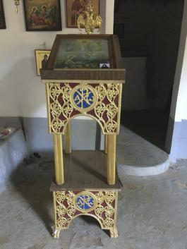 DIDYMA 2ème chapelle Agios Georgios