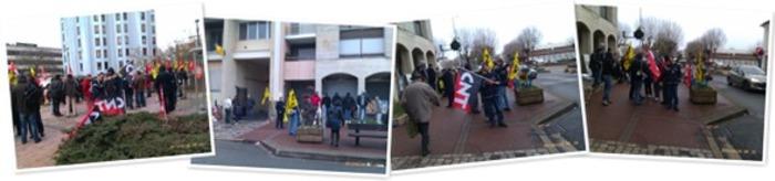 La Poste : Journée de grève du 26 février contre les réorganisations dans le 95.