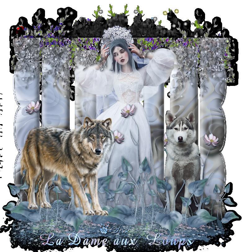 * La Dame aux Loups *
