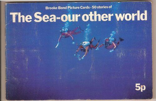 Brooke Bond tea-cards