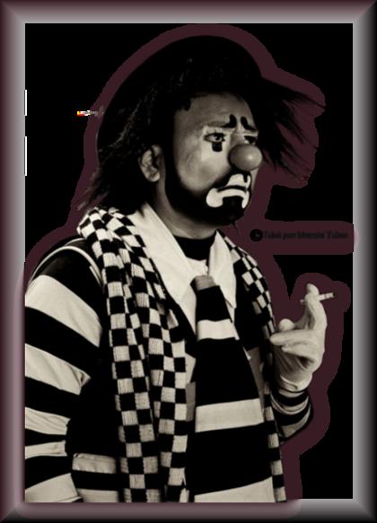 Tube clown 2966