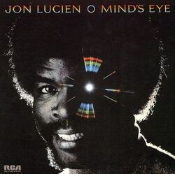 Jon Lucien - Mind's Eye - Complete LP