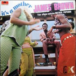 James Brown - It's A Mother - Complete LP
