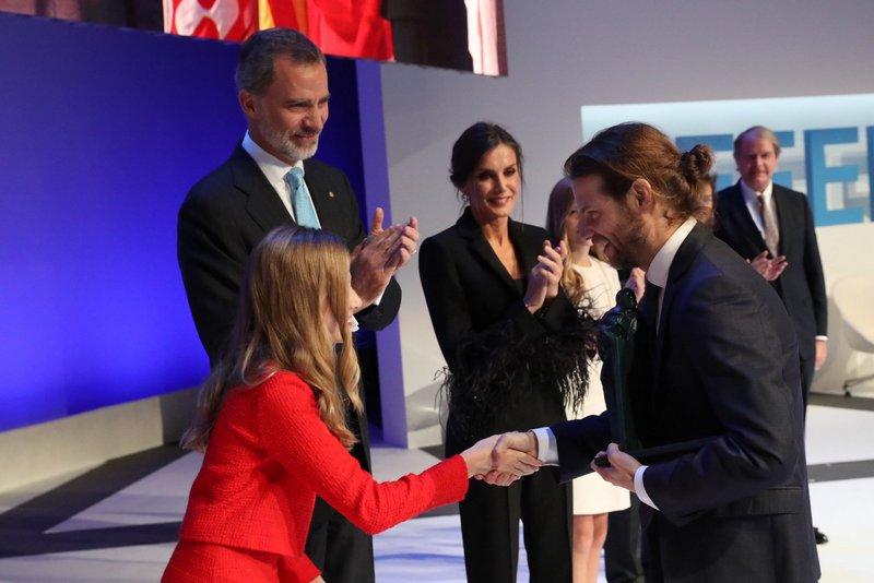 Premios Fundación Princesa de Girona 2019.